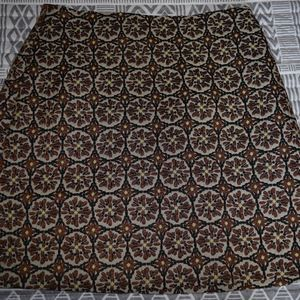 New H&M Vintage Style Mini Skirt
